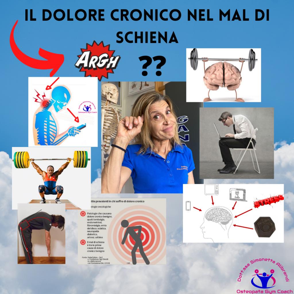 Lombalgia cronica:esercizi efficaci - Osteopata Simonetta..